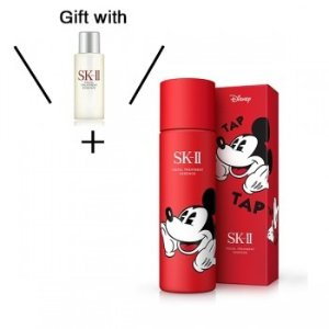 SK-IIFacial Treatment Essence (Disney Mickey Mouse Limited Edition) (Gift with Facial Treatment Essence 10ml)