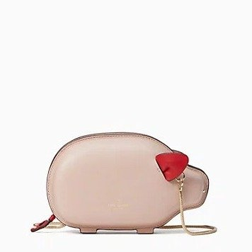 猪猪小挎包