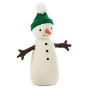 Jellycat - Jolly Snowman Plush