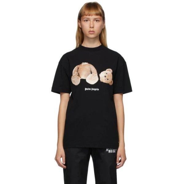 断头熊T恤