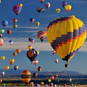 From $36 For Two36th Annual QuickChek New Jersey Festival of Ballooning feat