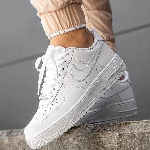 大童款£52起 超多上新Nike官网 Air Force空军一号 男女款鞋履促销