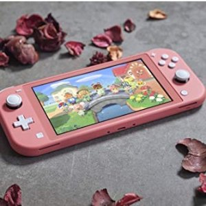 NintendoSwitch Lite -粉色
