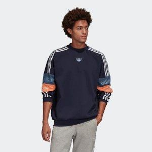 AdidasTS Trefoil 卫衣