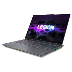 """$1709.99 可定制圣诞好礼新品预告:Lenovo Legion 7 16"""" 2K 165Hz 游戏本 (R7 5800H, 3060, 16GB, 512GB)"""