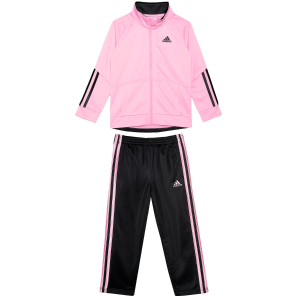 adidas Three-Stripe Tricot Track Jacket and Pants Set @ Sierra Trading Post