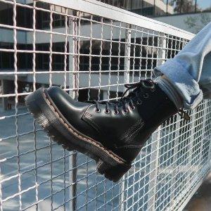 低至4折 新款7.5折 £36起收Dr.Martens 马丁靴1460、切尔西靴元宵节好价再降