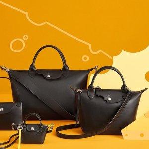 4.5折起 £129收允儿同款斜挎包上新:Longchamp 大热包包限时闪促 百搭超能装就是它