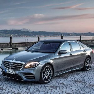 标杆级豪华座驾Mercedes Benz S级 行政级轿车