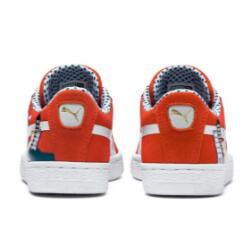 $15起PUMA 芝麻街19合作款儿童鞋服热卖 小码妹纸收大童鞋