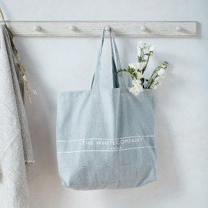 The White Company购物袋