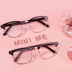 买1送1+额外8.5折EyeBuyDirect 母亲节眼镜等促销