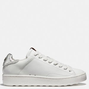 COACH C101 Low Top Sneaker @ Coach