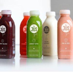 $90(价值$217)Jus by Julie 3日清肠果汁+免费3份蛋白质+免费冷藏袋+包邮