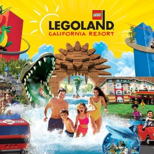 From $69Admission To LEGOLAND California and Water Park