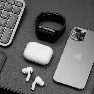 定价低于官网 变相8.4折二代AirPods 无线蓝牙耳机热卖 耳机+耳机盒一次性带回家