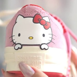 f816ab623fa3f6 Extra 30% off on Hello Kitty Collection   Converse Dealmoon ...