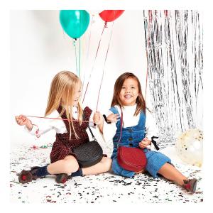无门槛9折 时尚要从娃娃抓起Charles & Keith 敲可爱童鞋专场热卖