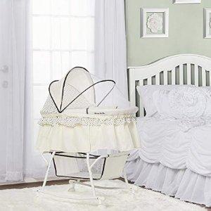 $46.99(原价$62.99)+包邮史低价:Dream on Me Lacy  多功能2合1婴儿摇篮,多色可选