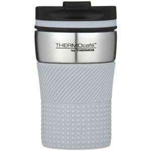 Thermos咖啡随行杯 - Grey200ml THERMOcafe Vacuum Insulated Travel Cup - Grey