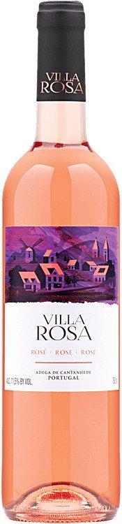 Villa Rosa Vinho 草莓+红醋栗口味桃红葡萄酒