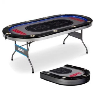 $159.99ESPN 10 Player Premium Foldable Poker Table