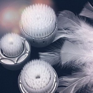 Clarisonic Luxe Cashmere Facial Cleansing Brush Head Replacement