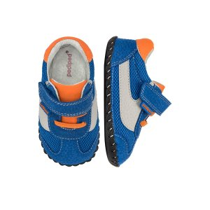 pedipedOriginals Cliff Blue/Orange