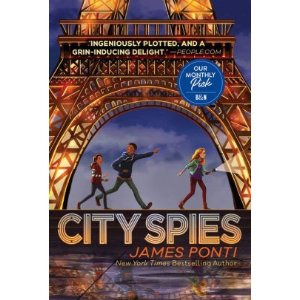 City Spies (City Spies Series #1)|Paperback
