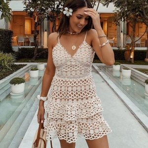 As low as $17Lulus White Dresses Sale
