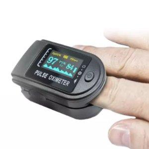 2.4折仅€6.99 比白菜还便宜血氧仪限时热促 带OLED显示屏 还能测心率