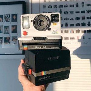 7.7折起 超值入手Polaroid宝丽来 2款拍立得热卖 小清新文艺范儿女生康康我