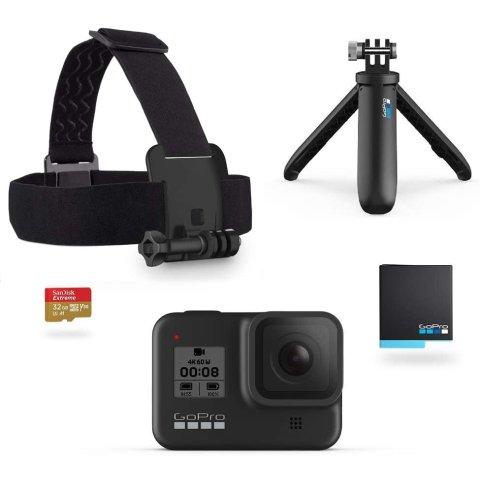 GoPro HERO8 运动相机 假期套装