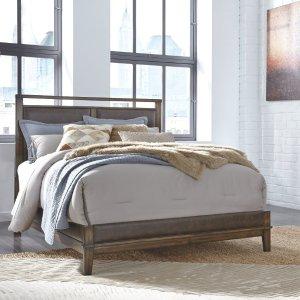 立减$400限时特价 Ashley Furniture HomeStore 木制床架 Queen Size