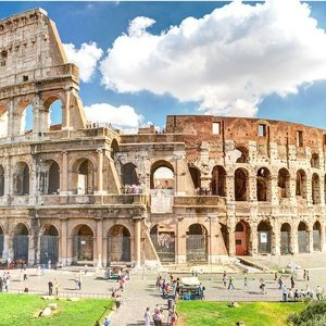 As Low as $5994-, 5- or 6-Night Paris and Rome Vacation with Hotel and Air