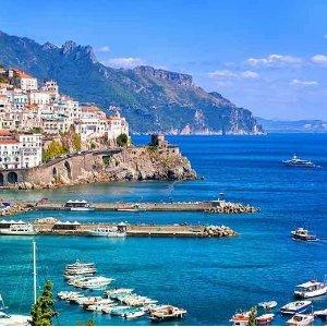 £99起 朝至那不勒斯,夕死足矣2-3晚地中海Naples自由行 包含早餐和机票