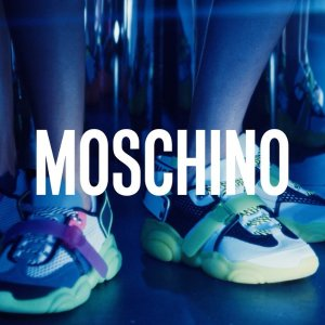 New ArrivalsLimited Edition Teddy Fluo Collection @ Moschino
