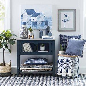 正价商品低至6折 减价商品额外9折Kirkland's 全场家具、装饰品、家居日用母亲节促销