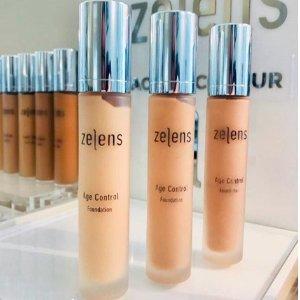 7.3折 收抗老护肤双效粉底液ZELENS 精选粉底液、护肤品等单品热卖