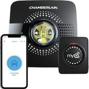 $19.98 近史低价Chamberlain MyQ 智能车库门控制器