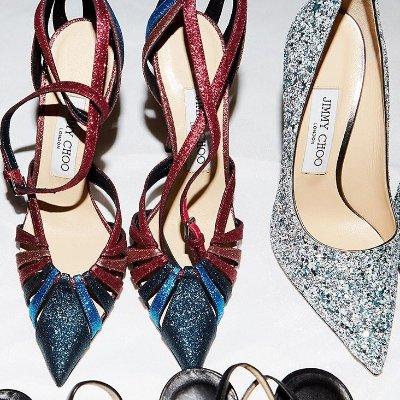 无门槛5折 €297入最美高跟鞋Jimmy Choo 每个女孩都值得拥有一双水晶鞋