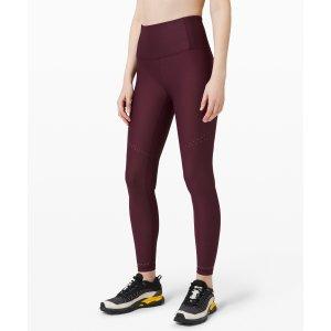 Lululemon专为跑步设计!透气性好!高腰 legging