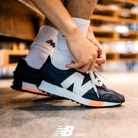 无门槛6折 €66收327系列New Balance 运动鞋专场好价 €58收经典574运动鞋