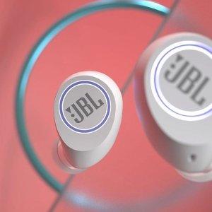69折+新用户立减€20JBL FREE X BLK 真无线蓝牙耳机 现价€69 24小时音乐不停歇
