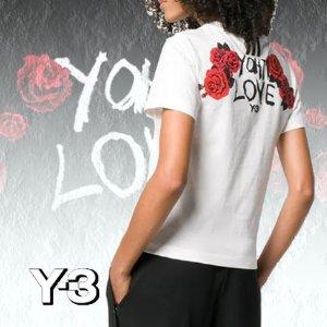 低至5折+额外8折 $92收封面同款独家:Y-3 全场大促折上折 短裤,T恤,运动鞋都有