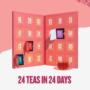 T2 tea圣诞日历  - T2 APAC | T2 TeaAU