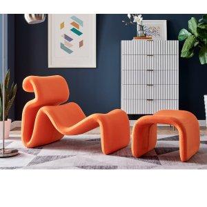 $849 (原价$1399)Matt Blatt 创意躺椅好价 休息装饰两不误