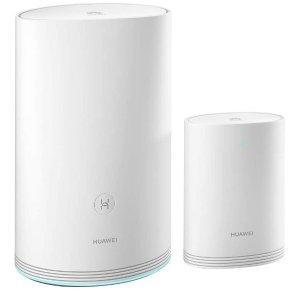 售价€83.52 信号穿墙再也不怕HUAWEI 华为 Q2 Pro无线路由器子母装