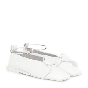 Jil Sander芭蕾鞋