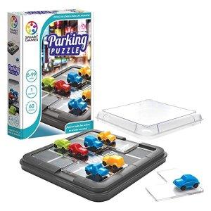 Smart GamesParking Puzzler 停车玩具